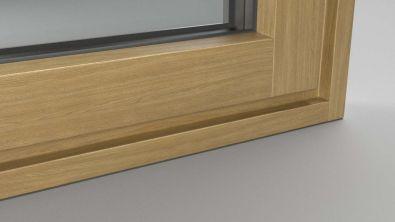 serramenti in legno alluminio Settimo