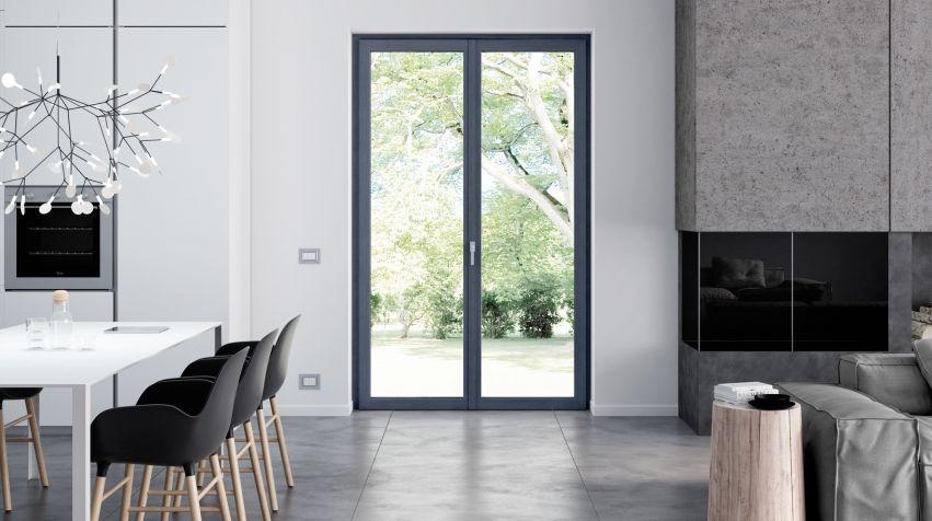 Torino porte e finestre serramenti e infissi legno pvc - La casa con le finestre che ridono ...