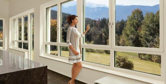 Sempre perfette, finestre Finstral