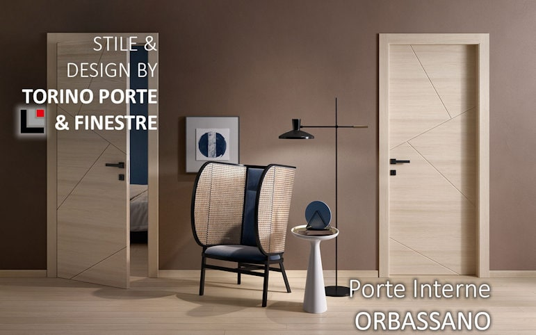 porte interne Orbassano